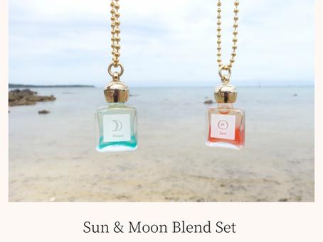 Sun &Moon。自分の軸で。