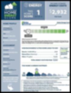 murphy home inspection.  portland home inspection. portland home inspector. energy assessor. energy score.