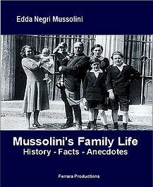 Mussolini'sfamily life