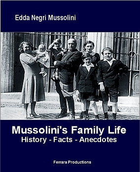 Mussolini'sfamily life
