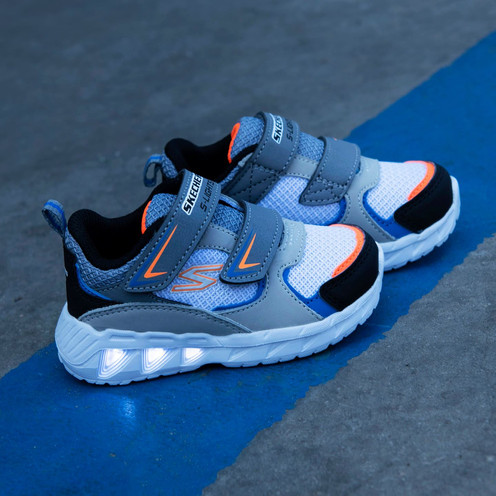Sneakers for sporty kids