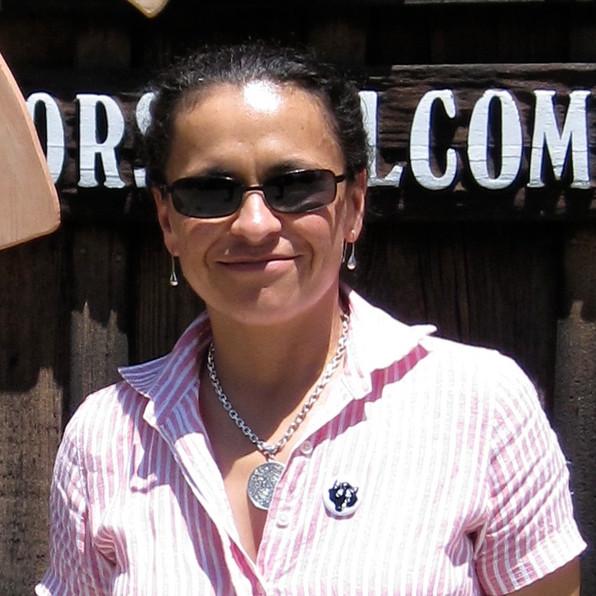 Ma. del Carmen Cortés (Carmela)