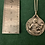 Thumbnail: religious pendant and silver chain