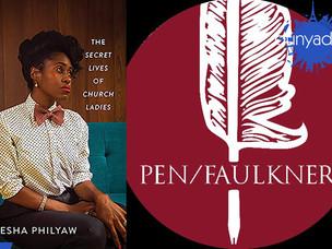 2021 PEN/Faulkner Kurmaca Ödülü'nün Sahibi Deesha Philyaw
