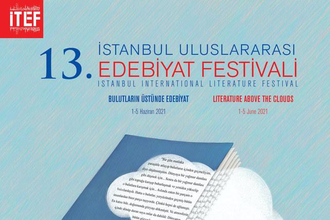 13. İTEF - İstanbul Uluslararası Edebiyat Festivali başlıyor