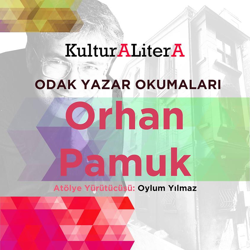 Kultura Litera Odak Yazar Okumaları - Orhan Pamuk