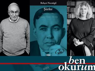 """""""Ben Okurum""""da Hilmi Yavuz, hocası Necatigil'i anlatıyor"""