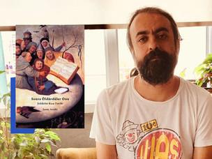 İnanç Avadit'ten yeni şiir kitabı: Sonra Öldürdüler Onu