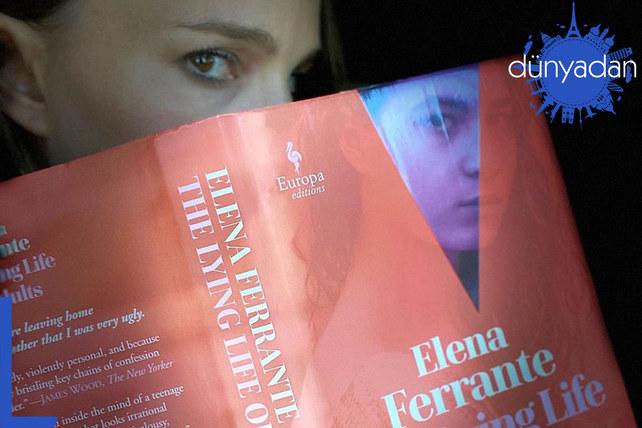 Ferrante'nin romanından uyarlanan filmde başrol Natalie Portman'ın