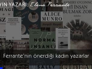 Ferrante'nin önerdiği kitaplar