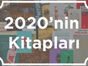 Pandeminin gölgesinde edebiyat: 2020 yılının kitapları