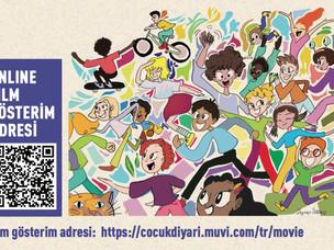 Çocuk Diyarı Film ve Sanat Festivali Başlıyor