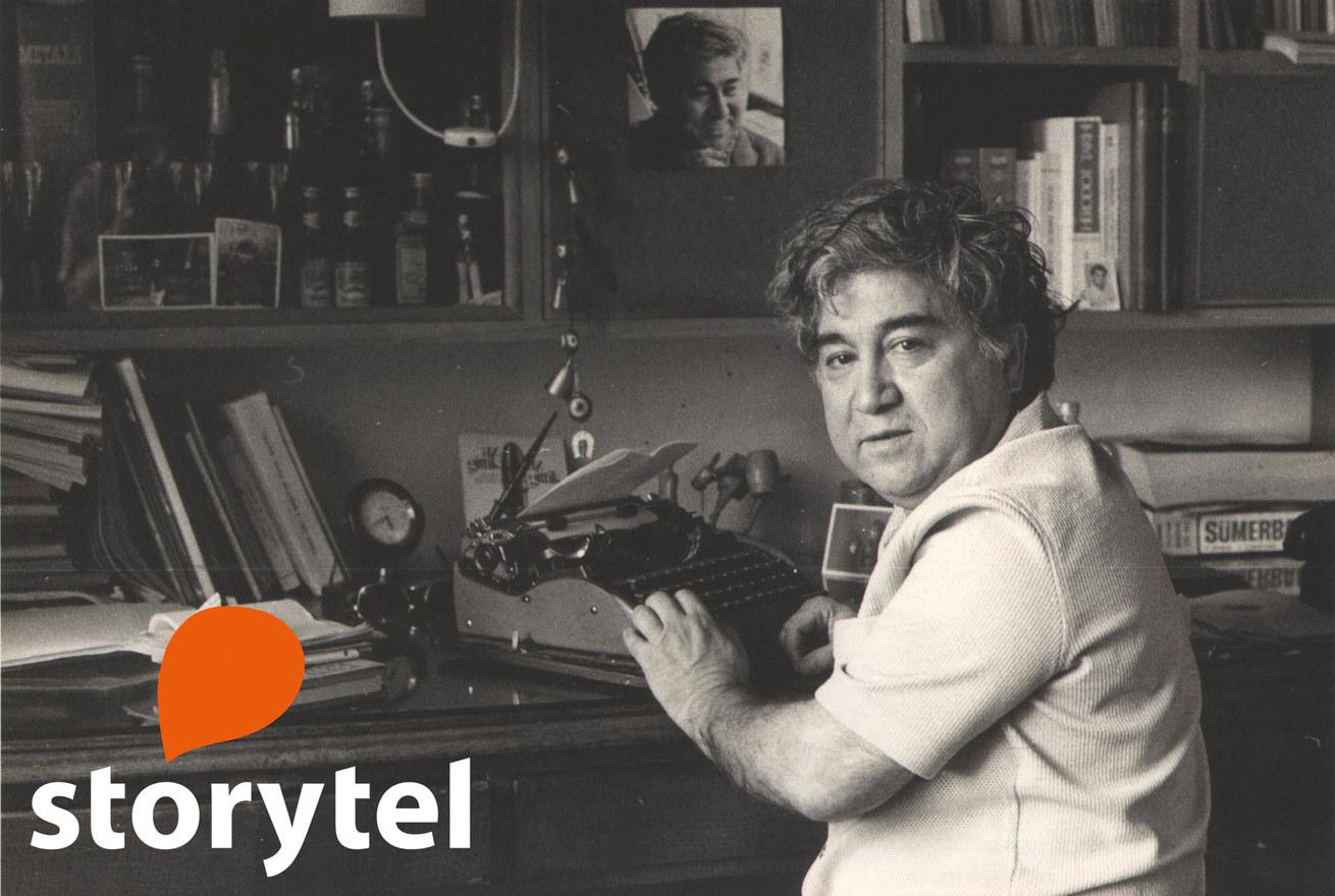 Aziz Nesin'in tüm eserleri artık Storytel'de