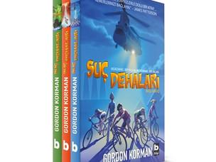 Suç Dehaları (3 kitaplık seri) - Gordon Korman