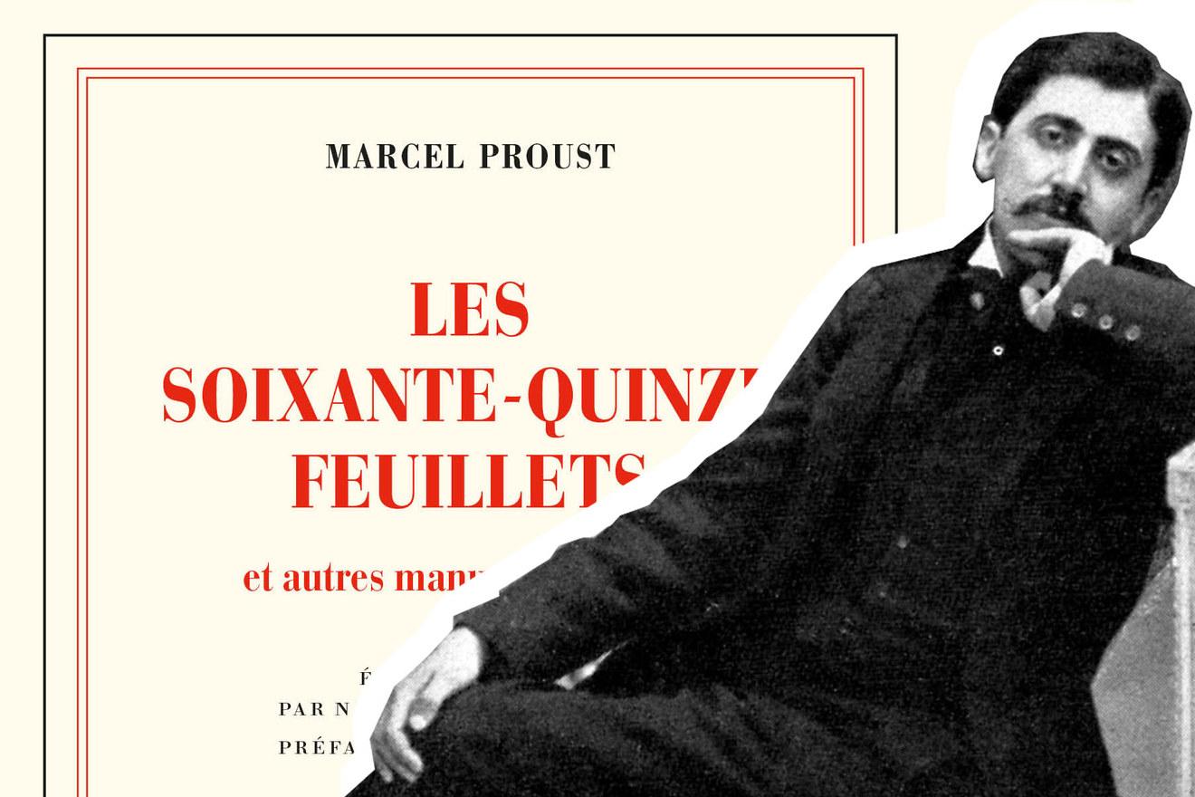 Proust'un daha önce yayımlanmamış bir metni bulundu