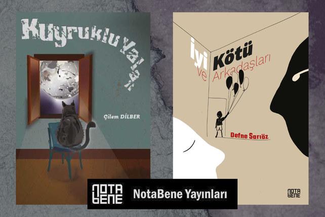 Notabene Yayınları'ndan İki Yeni Öykü Kitabı