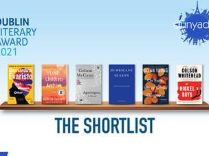 2021 Dublin Edebiyat Ödülü Finalistleri Açıklandı