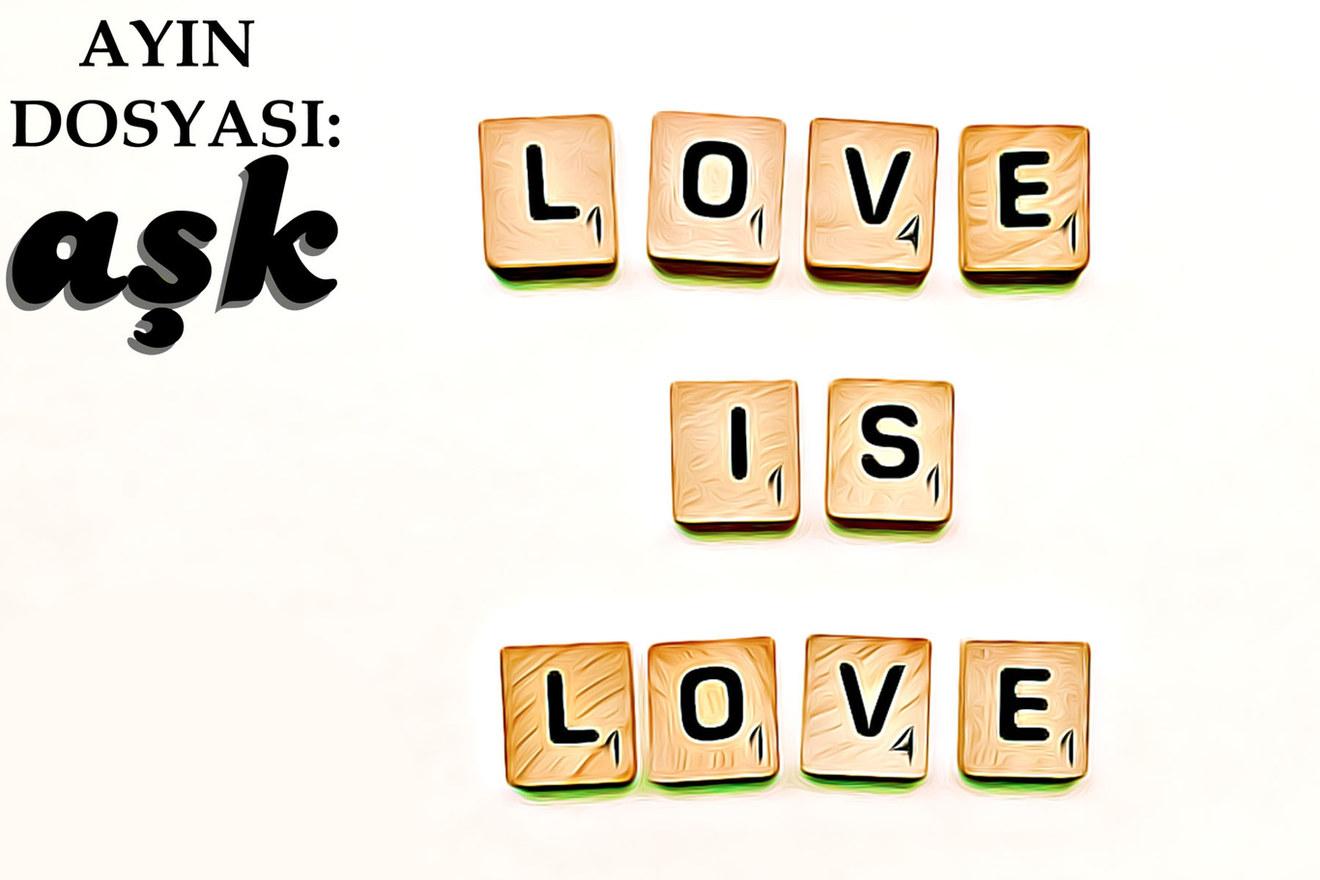 """Şubat ayı dosyamız """"Aşk"""" yayında!"""