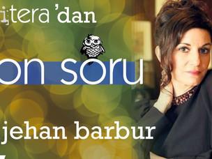 ON SORU: Jehan Barbur