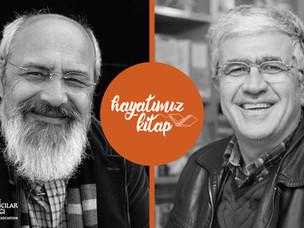 """""""Hayatımız Kitap""""ta Metin Celal'in konuğu Enis Batur"""