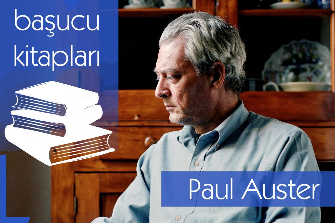Paul Auster'in başucu kitapları