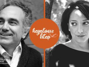 """""""Hayatımız Kitap""""ın konuğu Murat Yalçın"""