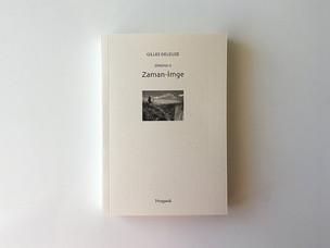 Sinema 2: Zaman-İmge - Gilles Deleuze