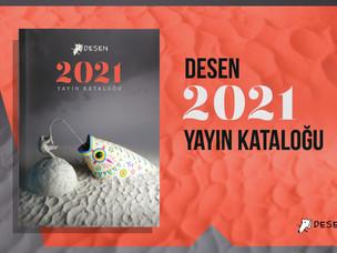 Desen'in 2021 Yayın Kataloğu çıktı!