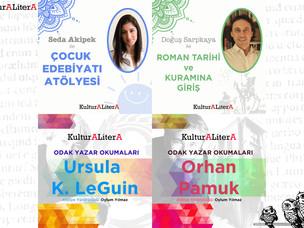 Kultura Litera'da Nisan ayı etkinlikleri