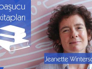 Başucu kitapları: Jeanette Winterson'ın listesi