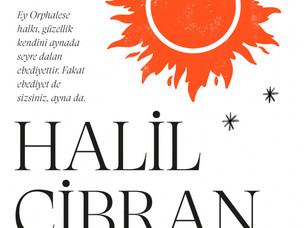 Halil Cibran İki Kitabıyla Can Kısa Modern Serisinde