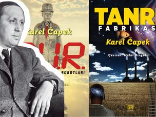 Çek Yazar Čapek'in İki Eseri Bir Arada Çıktı!
