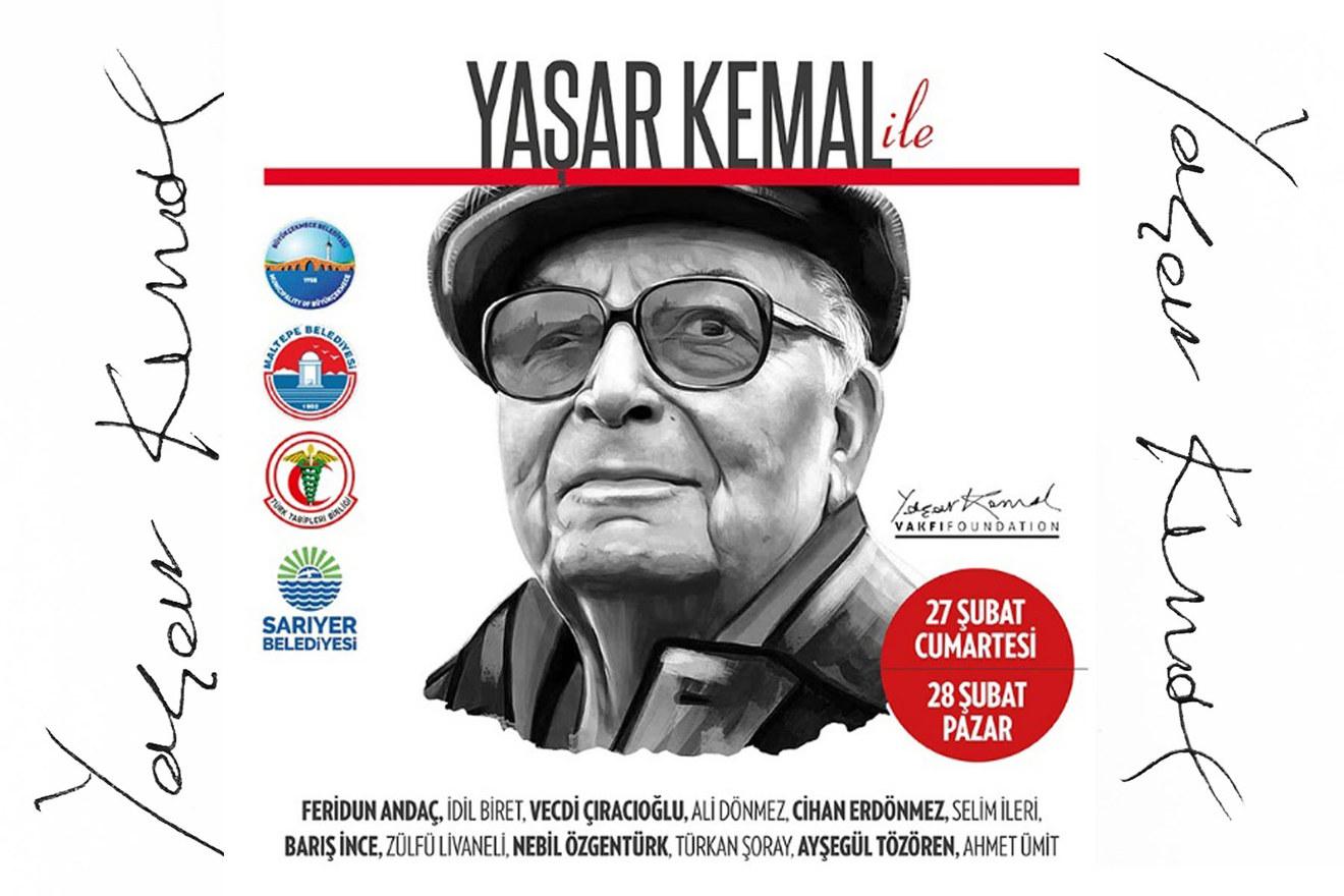Yaşar Kemal birçok etkinlikle anılacak