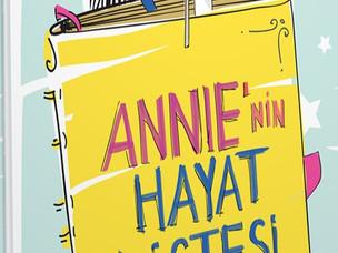 Annie'nin Hayat Listesi - Kristin Mahoney