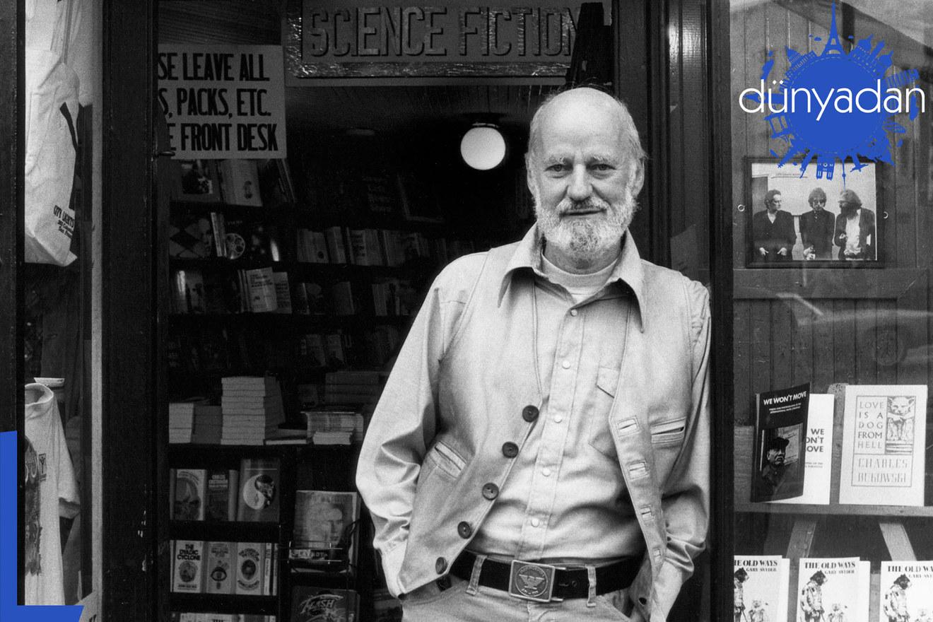 Beat Kuşağı'nın öncüsü, şair ve yayıncı Lawrence Ferlinghetti hayatını kaybetti