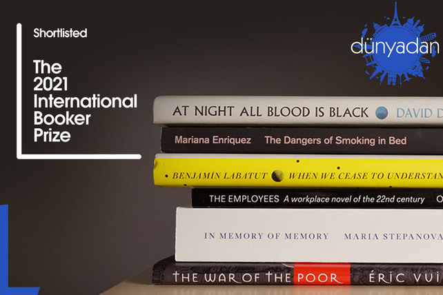 Uluslararası Booker Ödülü için 'Kısa Liste' açıklandı
