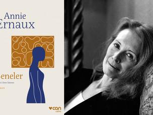 Edebiyat Evi'nde Annie Ernaux konuşulacak