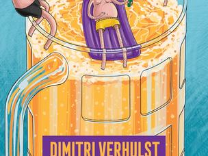 Çölde Kutup Ayısı - Dimitri Verhulst