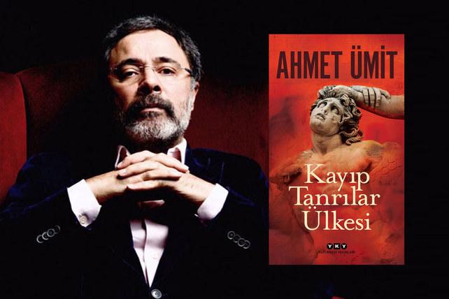 Ahmet Ümit'in yeni romanı 15 Haziran'da raflarda