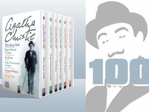 Hercule Poirot'nun yüzüncü yılına özel baskı