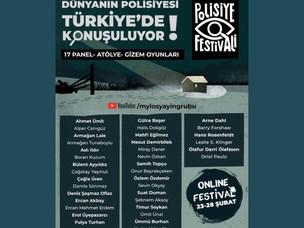 Çevrimiçi Festival: 221B Polisiye Festivali