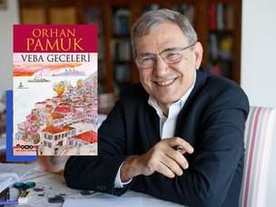 Orhan Pamuk'un yeni romanı Veba Geceleri çıktı