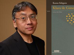 Kazuo Ishiguro'nun Nobel'den sonraki ilk romanı Türkçede