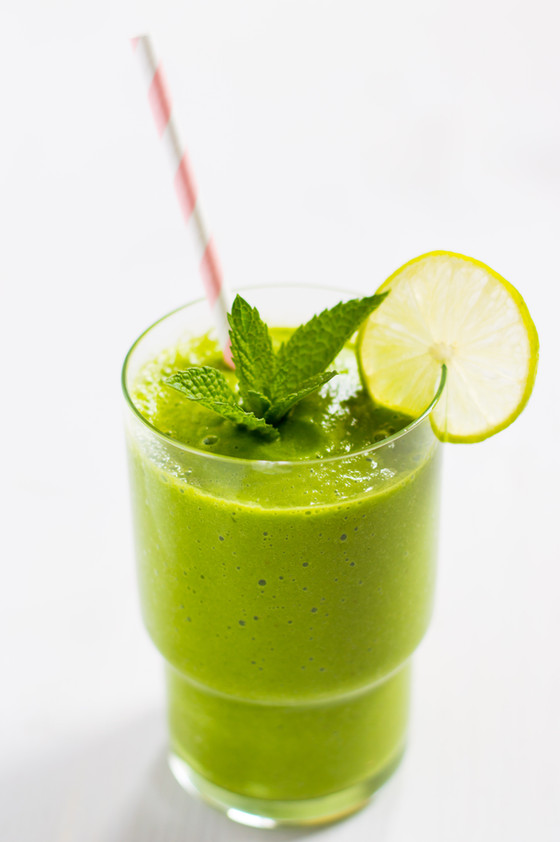 """Green giant"" smoothie"