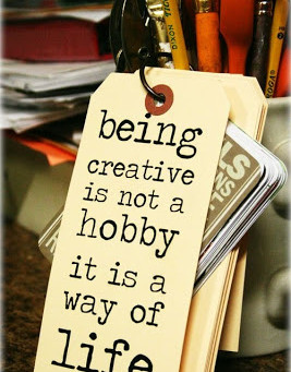 Living life creatively