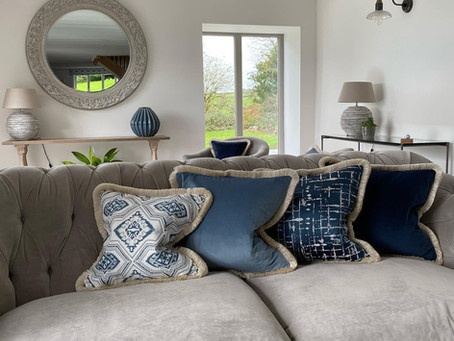 How an interior stylist works with clients