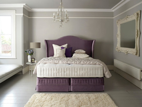 Lights, camera, photoshoot! Relyon Heritage Bed Collection 2015