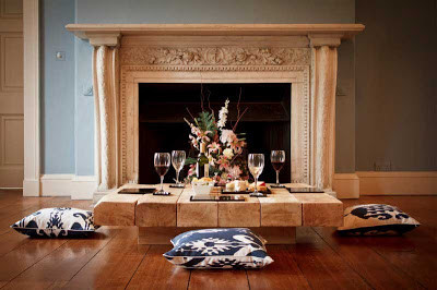 Wood glorious wood – using wood in your interiors