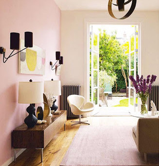 Some simple tips about colours for your interiors