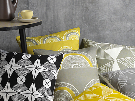 Friday Find: bright, bold & contemporary scandi / eastern fusion homewares